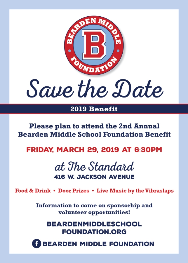 Benefit Save the Date 2019